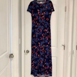 Medium Maia cap sleeve dress